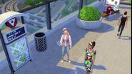 Teaser Les Sims 4 Vie Citadine