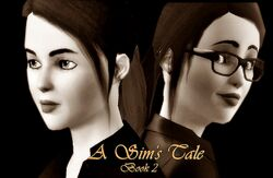 A Sim's Tale book 2 cover ve.1