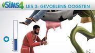 De Sims 4 Academy Les 3 Emoties, Gevoelens Oogsten