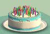 London's Famous Birthday Cake