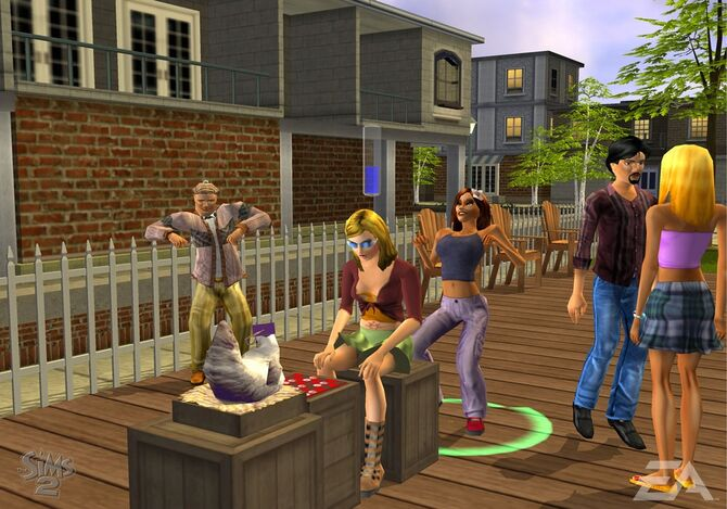 Sims2console