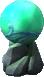 Сфера волшебного питомца яркая лягушка