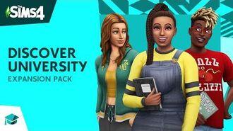 Die Sims 4™ An die Uni! Offizieller Enthüllungstrailer