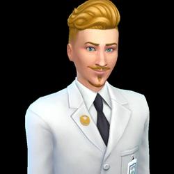 Loki Beaker (The Sims 4)