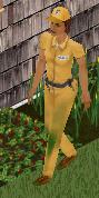 Maëlenn la jardinière