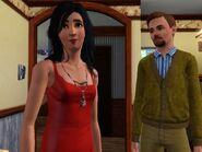 Sim's Tale Bella and Simis