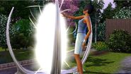 The Sims 3 Into The Future Teleport 02