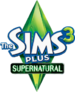 The Sims 3 Plus Supernatural Logo
