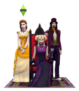 The Sims 4 Vampires Render 07
