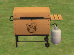 Ts2 the hob-o-chan 3000 grill