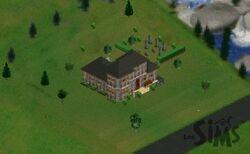 Résidence Gothik (Les Sims)