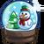 Снежные шары (иконка)