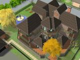 La Casa de los Árboles Caídos