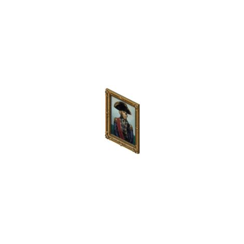 Retrato de Mario Del Solar I en Los Sims 1