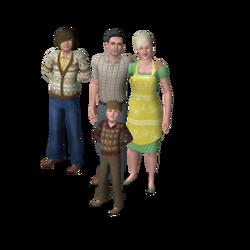 Castor familie
