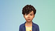 Eric Villareal Child