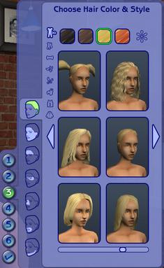 Hair & Face