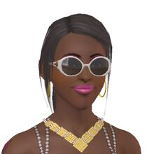 Jamika Francisco (Sims 3)