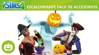 Los Sims 4 Escalofriante Pack de Accesorios tráiler oficial