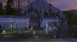 Moonlit Vampire Escape
