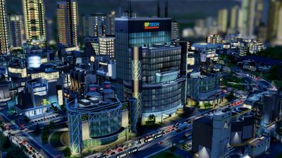 SimCity - Influye En La Región