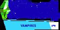 The Sims 4 Vampires Logo