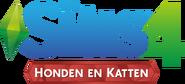 De Sims 4 Honden en Katten Logo