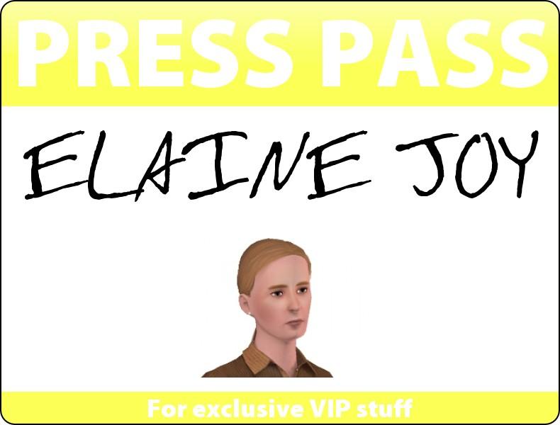 Elaine Pass