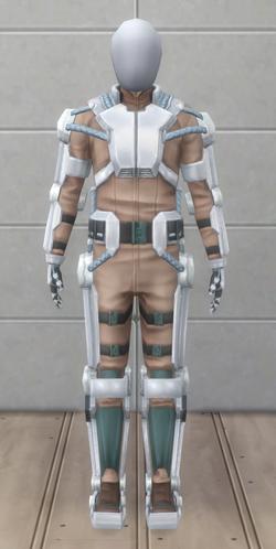 ExoMech Suit