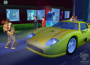 The Sims 2 Nightlife Screenshot 16