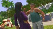 The Sims 3 встречайте Ким, творческая личность