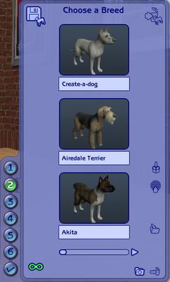 Choose a Breed Large Dog