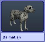 Dalmatian (Sims 2)