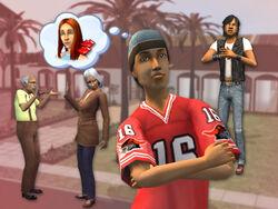 Famille Monty (Les Sims 2)
