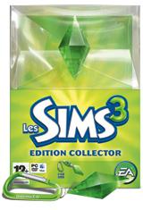 Boite Les Sims 3 Edition Collector