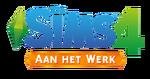 De Sims 4 Aan Het Werk Logo