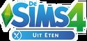 De Sims 4 Uit Eten Logo