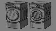 Laundry Concept Art