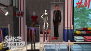 The Sims 2 H&M Fashion Stuff Screenshot 03