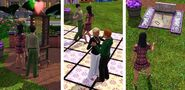 The Sims 3 Seasons Spring Screeshot 01