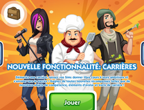 Carrières (The Sims Social)