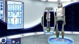 Créer un robot - Les Sims 3