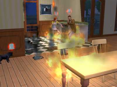 Fire The Sims Wiki Fandom Powered By Wikia