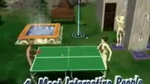 Los Sims Toman la Calle Trailer Consola fija