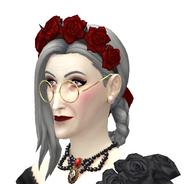 TS4 - Velvela Schweiger - Formal - Face Details