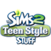 The Sims 2 Teen Style Stuff Logo