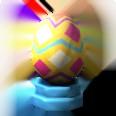 Расписное яйцо 12