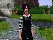 Cornelia Goth garden