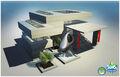 Les Sims 3 Showtime Concept art 13