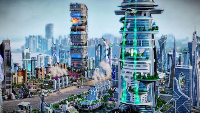 Simcity Ciudades Del Mañana Simspedia Fandom Powered By